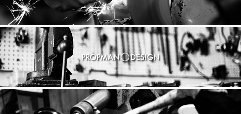 Identity:PROPMAN◉DESIGN 2016 | Gray Scale Images